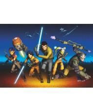 Painel decorativo Star Wars Rebels Run