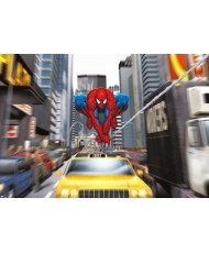 Painel decorativo Marvel Spiderman Rush-Hour