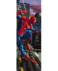 Painel decorativo Marvel Spiderman NYC 1-437