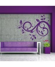 Vinil Decorativo Floral FL016