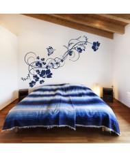 Vinil Decorativo Floral FL050