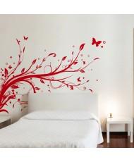 Vinil Decorativo Floral FL052