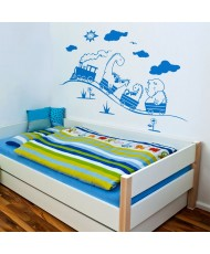 Vinil Decorativo Infantil IN017