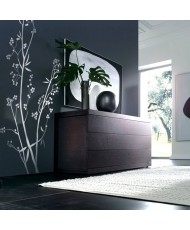 Vinil Decorativo Floral FL022