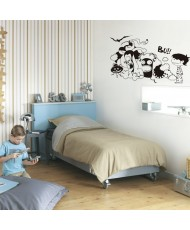 Vinil Decorativo Infantil IN045