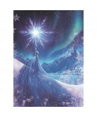 Painel decorativo Frozen Snow Queen