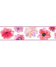 Faixa Decorativa Floral