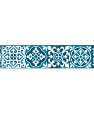 Faixa Decorativa Banho