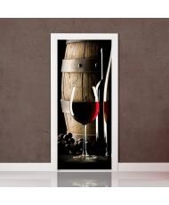 Painel Porta Vinil P090