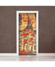 Painel Porta Vinil P099