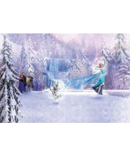 Painel decorativo FROZEN FAMILY FOREVER