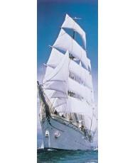 Painel decorativo Sailing Boat