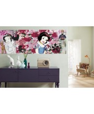 Painel decorativo Charming Snow White
