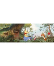 Painel decorativo Winnie Poohs House