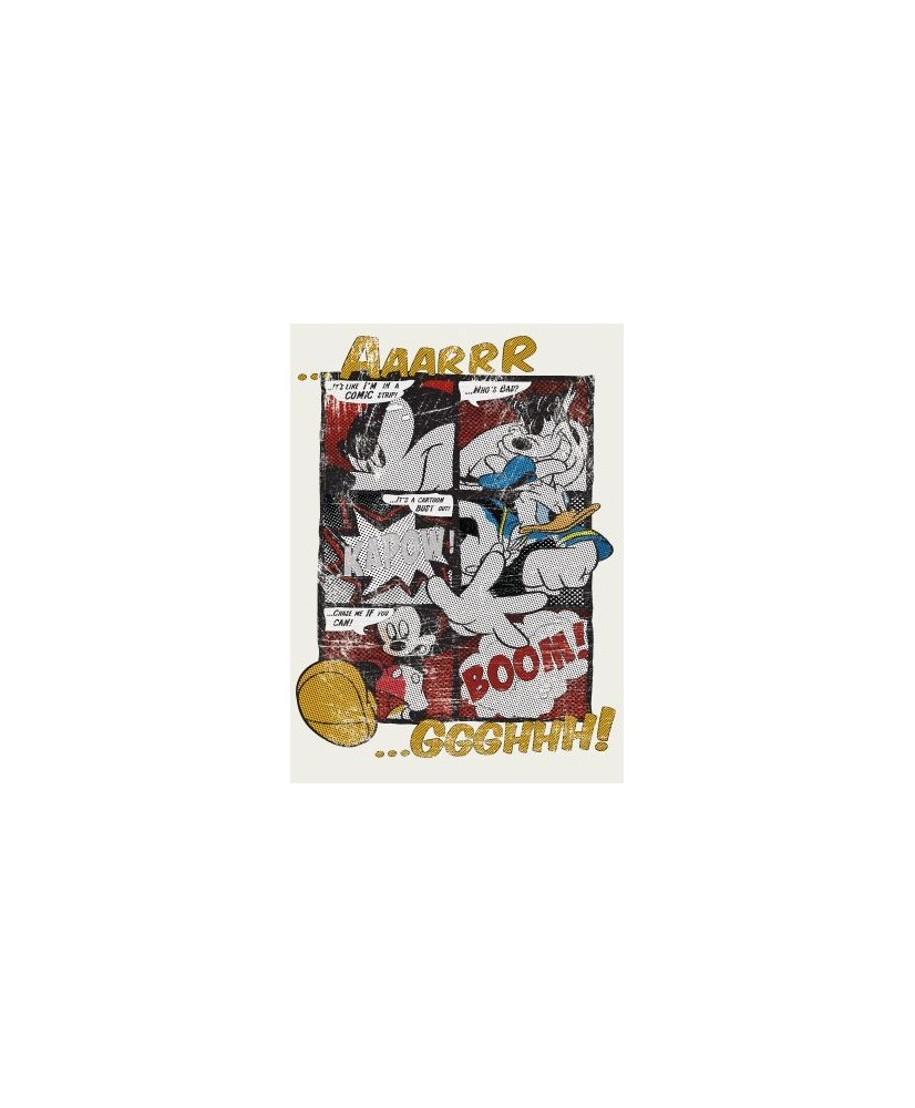 Painel decorativo Mickey's Great Escape