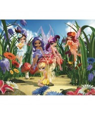 Painel Infantil MAGICAL FAIRIES NEW