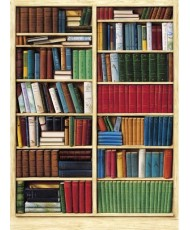Painel BIBLIOTHEQUE