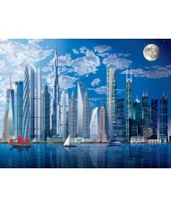 Painel WORLD'S TALLEST BUILDINGS