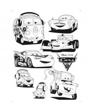 Sticker Disney 878