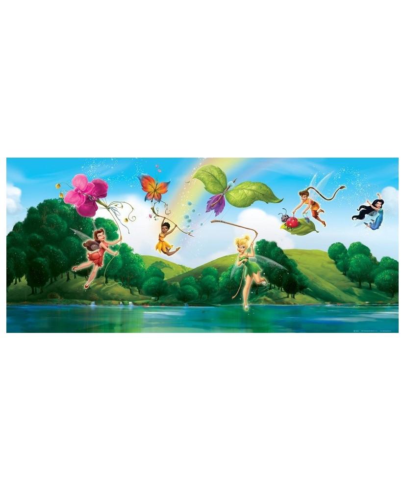 Painel decorativo Fairies Under Water