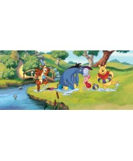 Painel decorativo Winnie The Pooh Playing