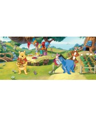Painel decorativo Winnie The Pooh Party