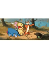 Painel decorativo Winnie The Pooh Expedition