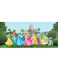 Painel decorativo Princess In The Garden