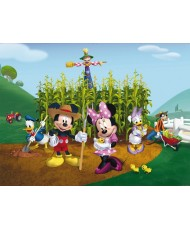 Painel decorativo MINNIE & MICKEY