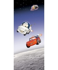 Painel decorativo Cars in Space