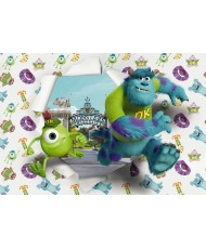 Painel decorativo Monsters University