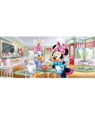 Painel decorativo BREAKFAST WITH MINNIE AND DAISY