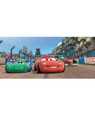 Painel decorativo CARS 2 RACE
