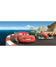 Painel decorativo CARS 2 RACE1