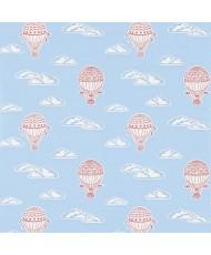 Papel Parede Balloons 214030