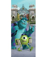 Painel decorativo MONSTER UNIVERSITY DOOR