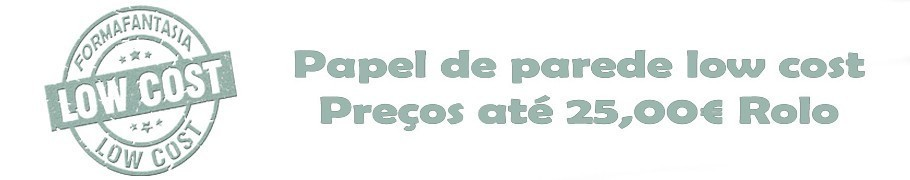 Papel Parede Low Cost
